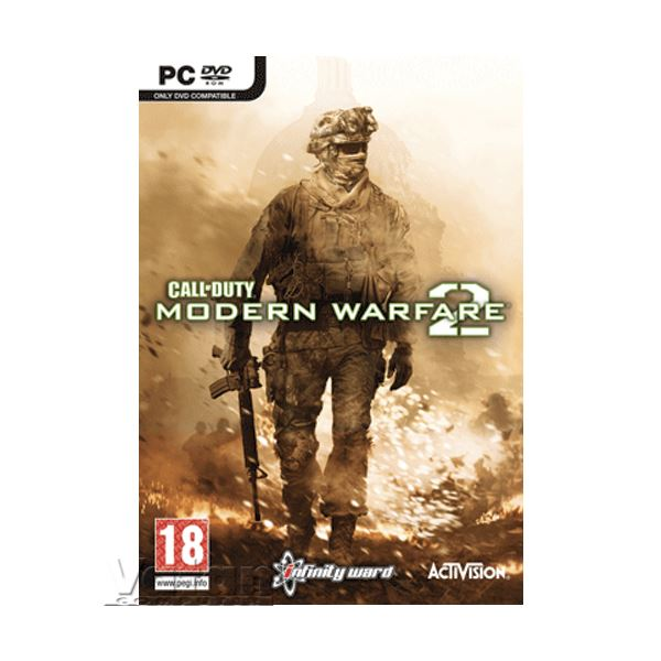 PC CALL OF DUTY MODERN WARFARE 2