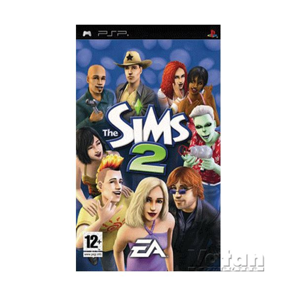 PSP THE SIMS 2