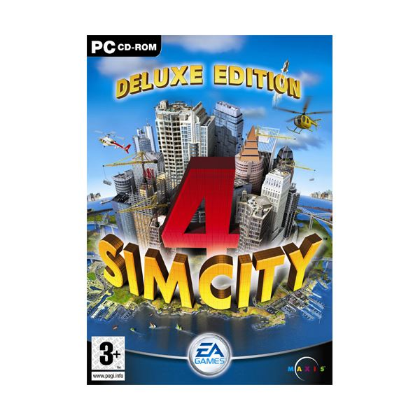 PC SIMCITY 4 DELUXE