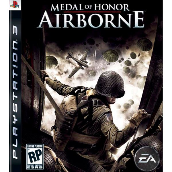 PS3 MEDAL OF HONOR AIRBORNE