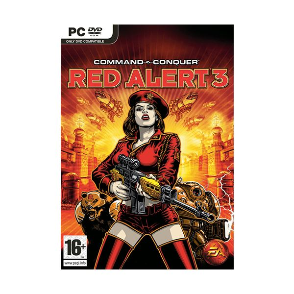 PC C&C RED ALERT 3