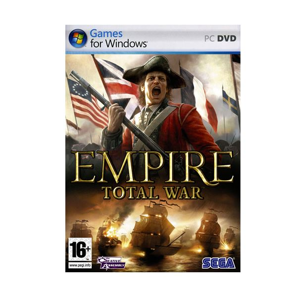 PC EMPIRE TOTAL WAR