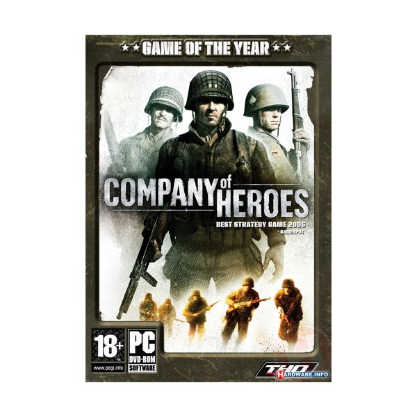 PC COMPANY OF HEROES:GOTY