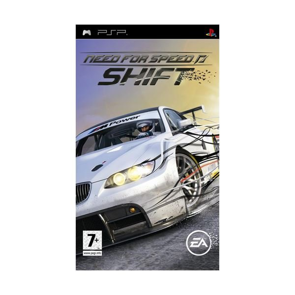 PSP NEED FOR SPEED SHIFT