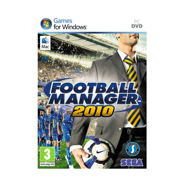 PC FOOTBALL MANAGER 2010
