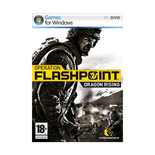 PC OPERATION FLASHPOINT D. R.