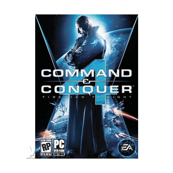 PC COMMAND & CONQUER 4 TIBERIUM TWILIGHT