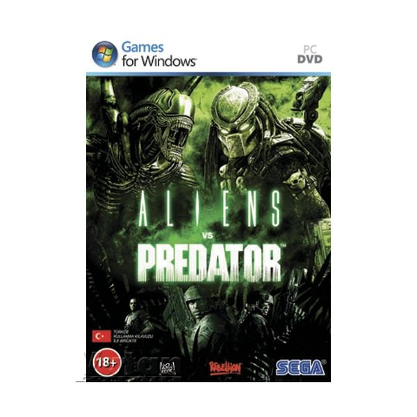 PC ALIENS VS PREDATOR