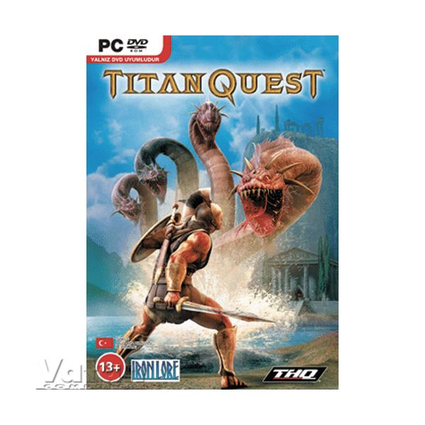 PC TITAN QUEST