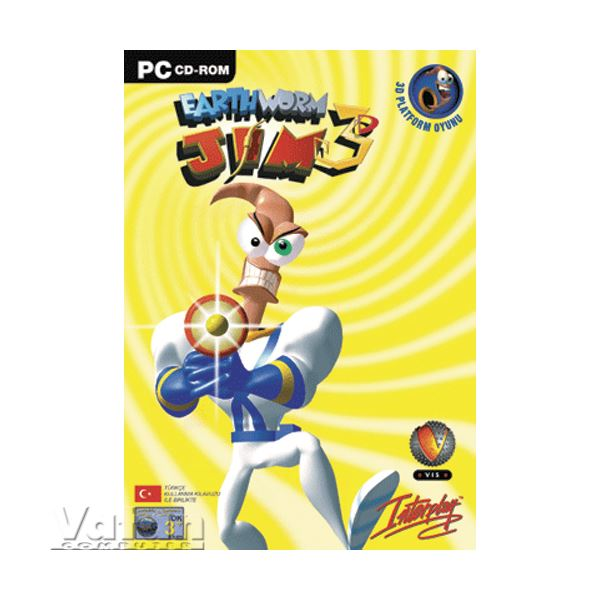PC EARTHWORM JIM 3D
