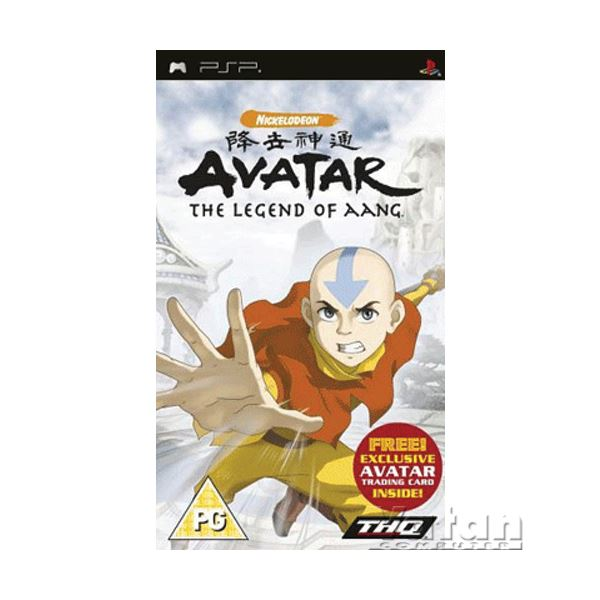 PSP AVATAR LEGEND OF AANG