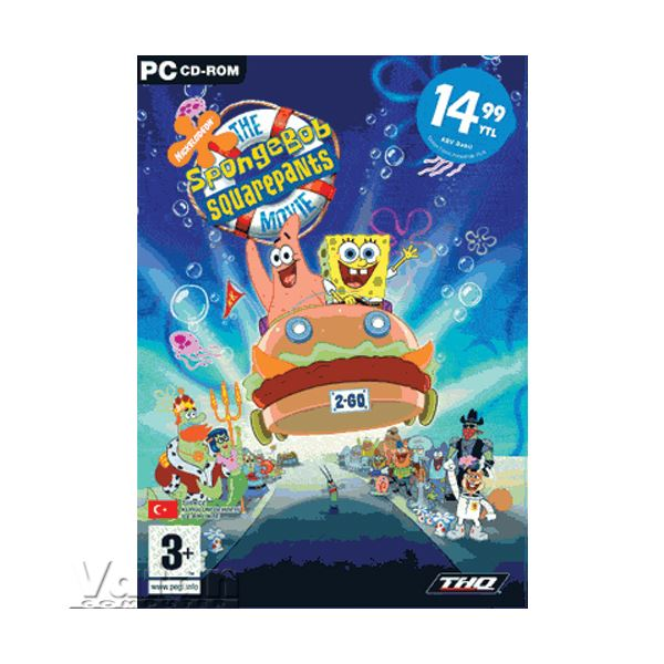 PC SPONGEBOB THE MOVIE