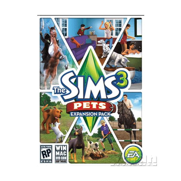 PC THE SIMS 3 PETS