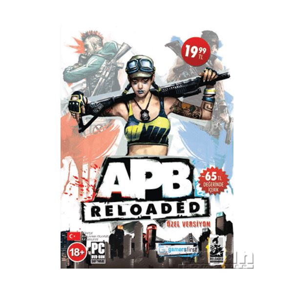 PC APB RELOADED ÖZEL VERSİYON