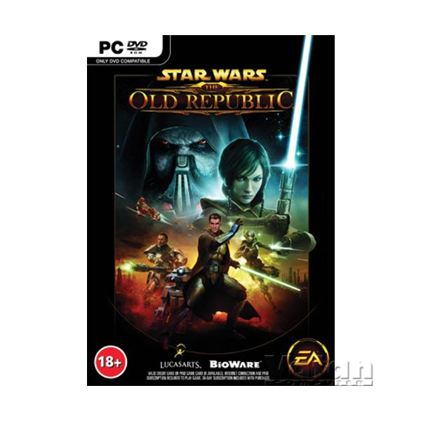 PC STAR WARS THE OLD REPUBLIC