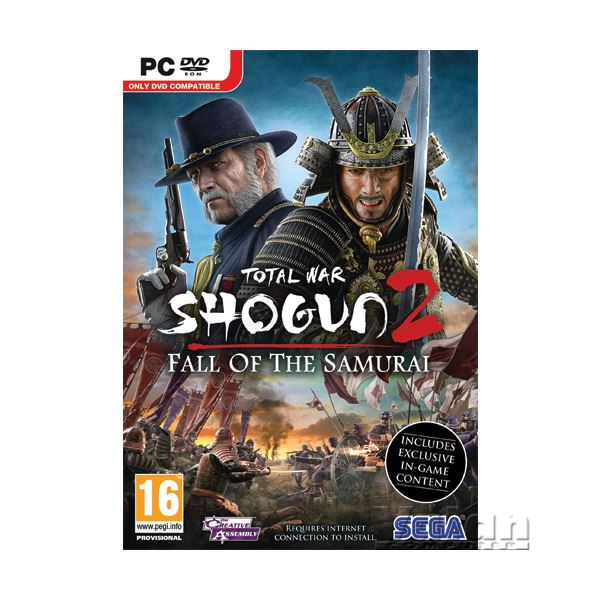 PC TOTAL WAR SHOGUN 2 FALL OF THE SAMURAİ