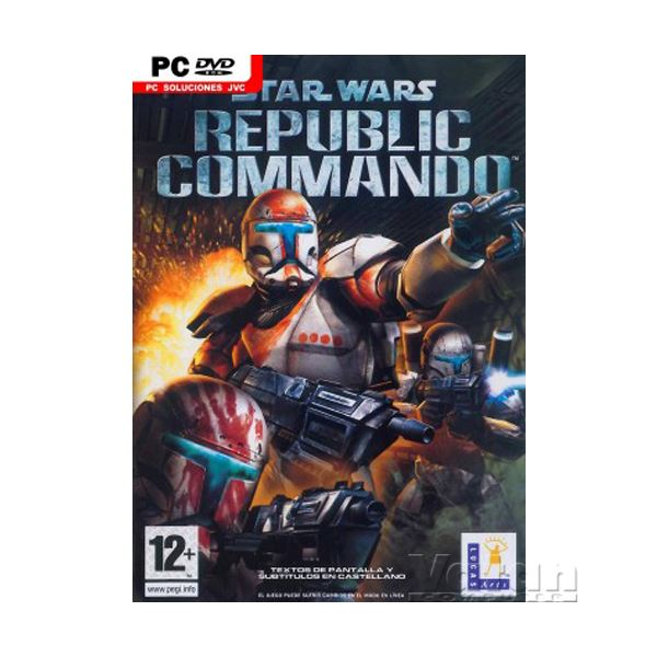 PC STAR WARS REPUBLIC COMMANDO