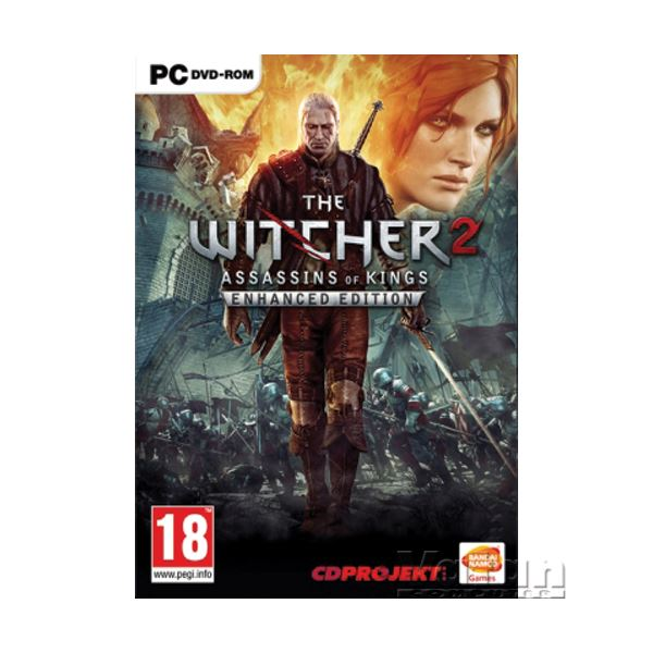 PC THE WITCHER 2 ENHANCED EDITION