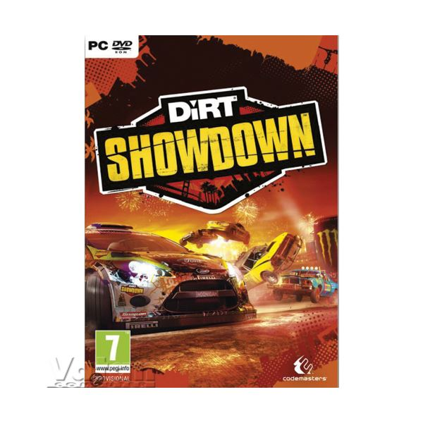 PC DIRT SHOWDOWN