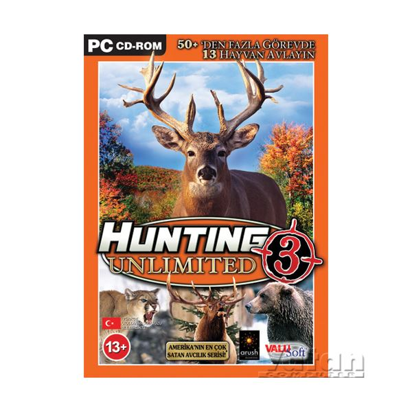 PC HUNTING UNLIMITED 3