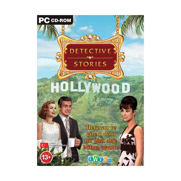 DETECTIVE STORIES HOLLYWOOD