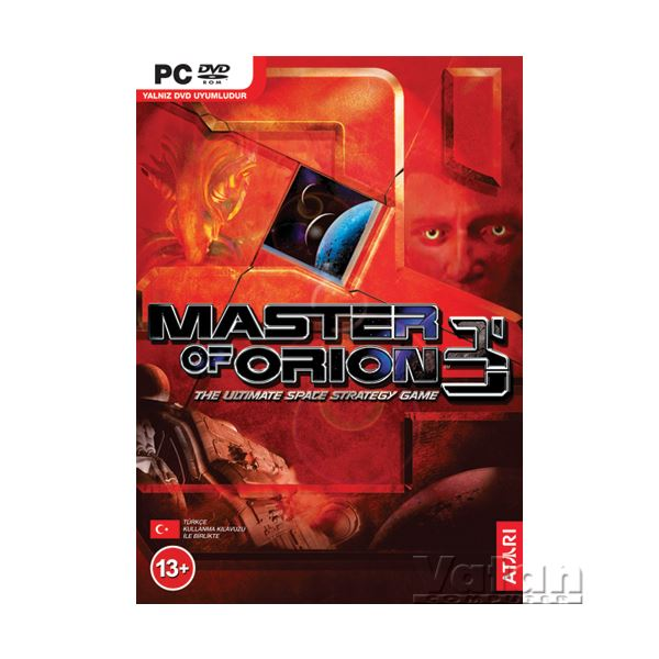 PC MASTER OF ORION 3