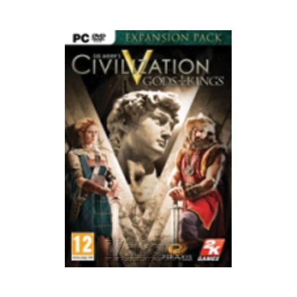 PC CIVILIZATION 5 GODS AND KINGS