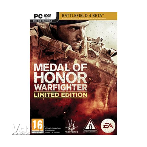 PC MEDAL OF HONOR WARFIGHTER LIMITED EDITION