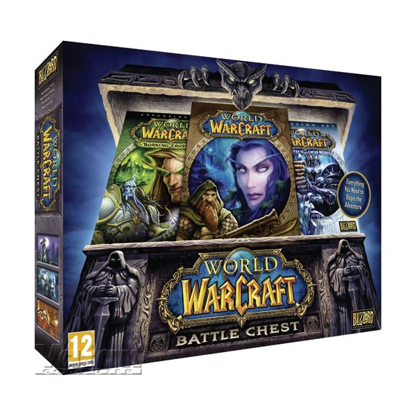 PC WOW BATTLECHEST 3