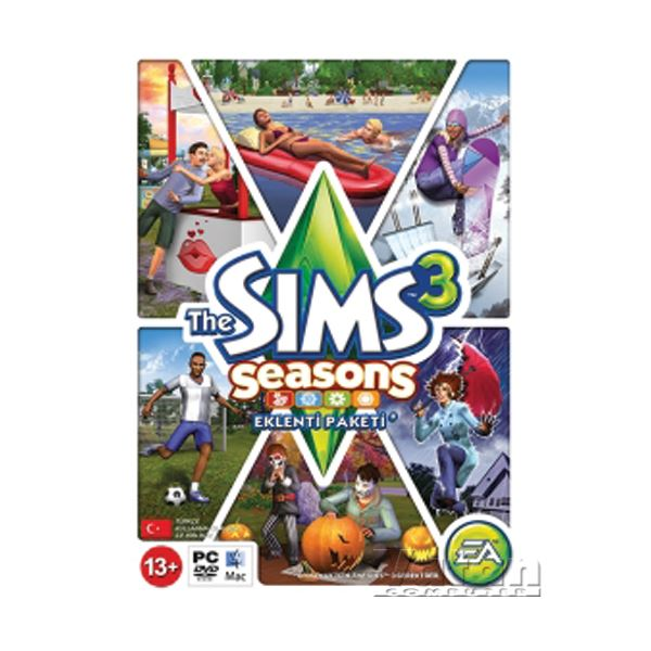PC THE SIMS 3 SEASONS