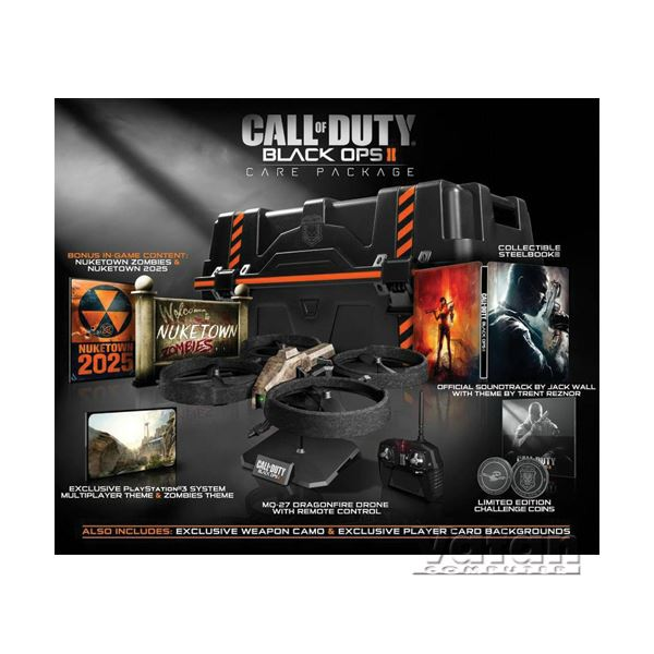 PS3 CALL OF DUTY BLACK OPS II PRESTIGE