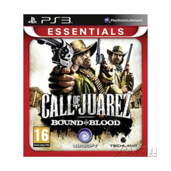 PS3 CALL OF JUAREZ BOUND IN BLOOD