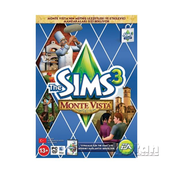 PC THE SIMS 3 MONTE VISTA