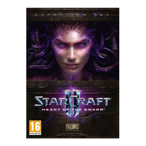 PC STARCRAFT 2: HEART OF THE SWARM