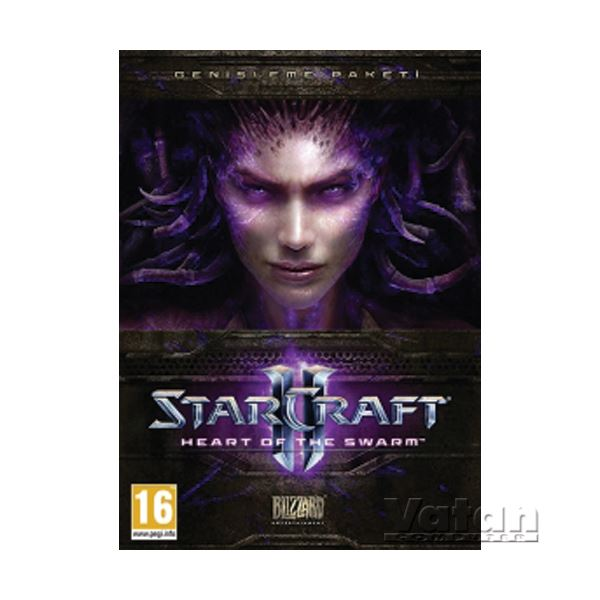 PC STARCRAFT 2: HEART OF THE SWARM CE