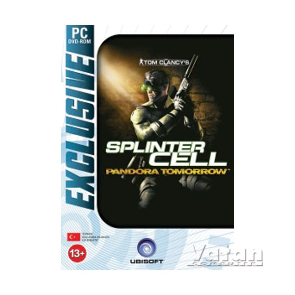 PC SPLINTER CELL PANDORA TOMORROW