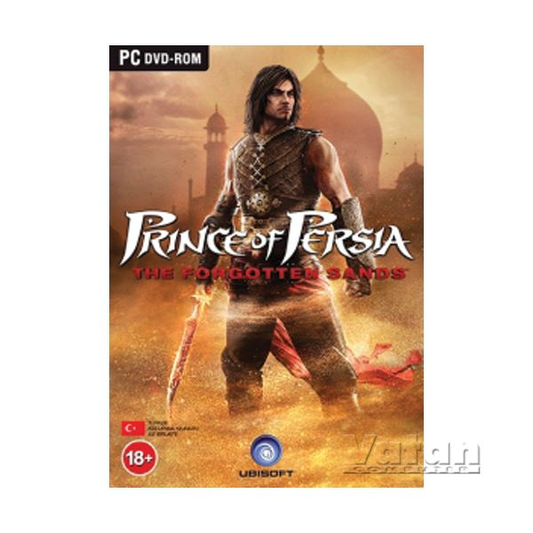 PC PRINCE OF PERSIA FORGOTTEN SANDS