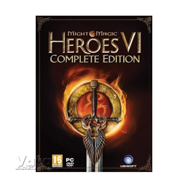 PC MIGHT AND MAGIC HEROES VI COMPLETE ED.
