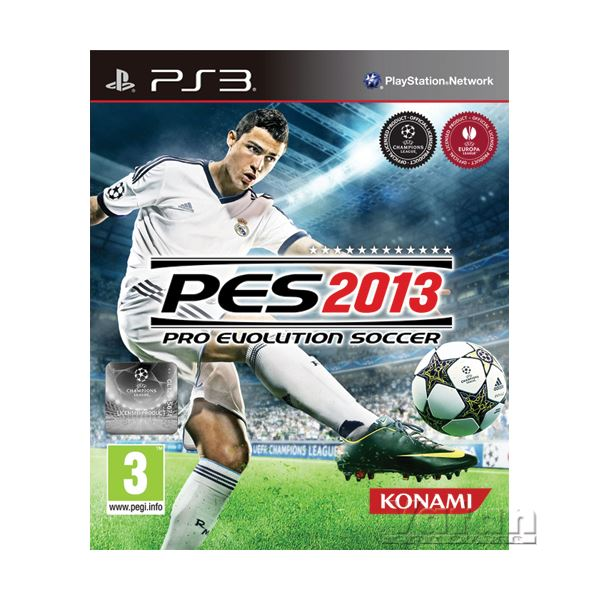 PS3  PES 2013 PLATINUM