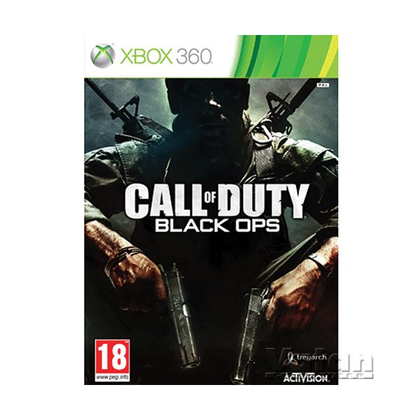 XBOX CALL OF DUTY BLACK OPS