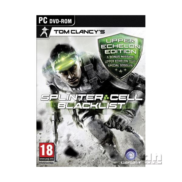 PC SPLINTER CELL BLACKLIST