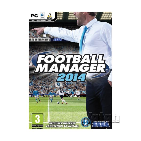 PC FOOTBALL MANAGER 2014 %100 Türkçe