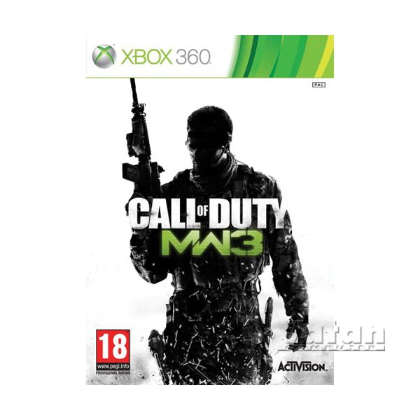 Xbox CALL OF DUTY MODERN WARFARE 3