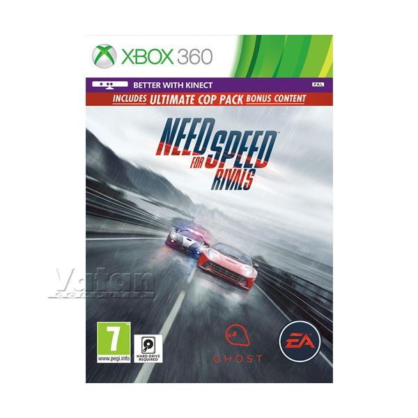 Xbox NFS RIVALS LIMITED EDITION