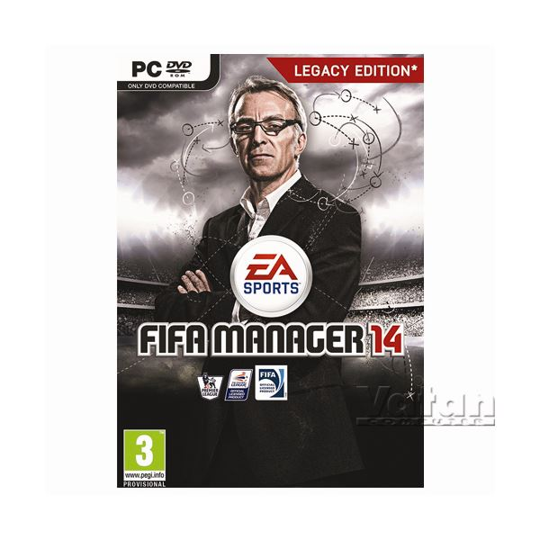 PC FIFA MANAGER 14