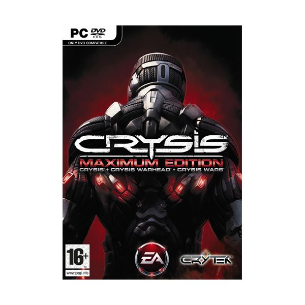 PC CRYSIS MAXIMUM EDITION