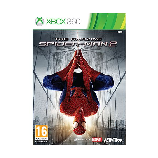 XBOX 360 THE AMAZING SPIDERMAN 2