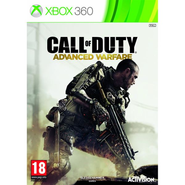 X360 CALL OF DUTY ADVANCED WARFARE