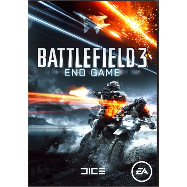 PC BATTLEFIELD 3 END GAME