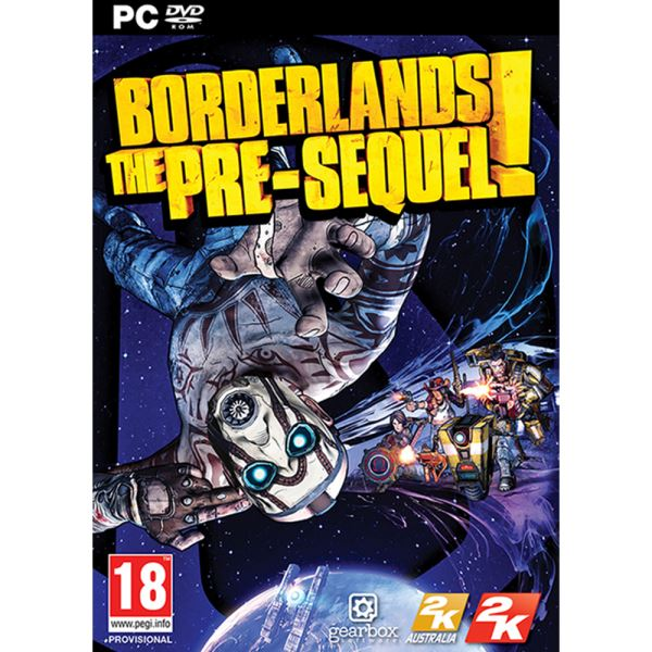 PC BORDERLANDS THE PRESEQUEL